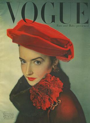 Cover for the August 1 1947 issue