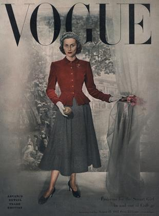 Cover for the August 15 1947 issue