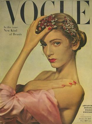 Cover for the October 15 1947 issue