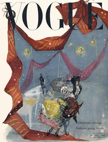 Issue: - December 1947 | Vogue