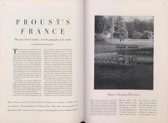 Proust's France