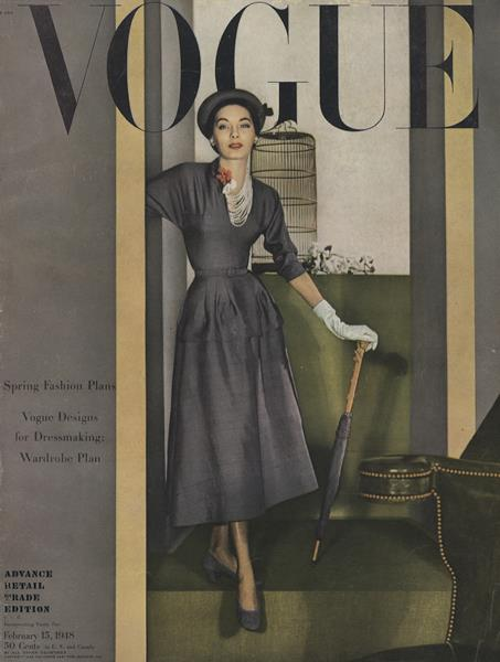 Issue: - February 15 1948 | Vogue