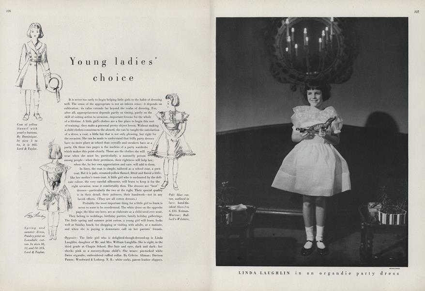 Young Ladies' Choice