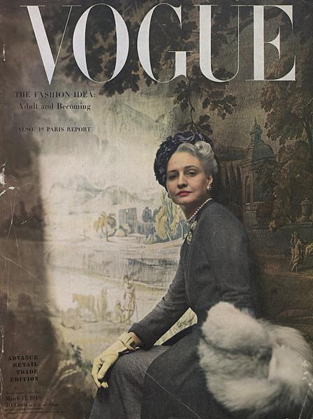 Issue: - March 15 1948 | Vogue
