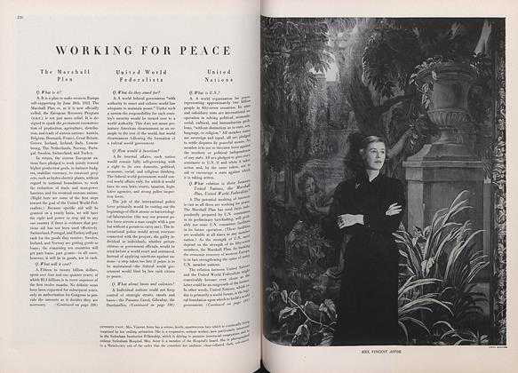 Article Preview: United World Federalists, March 15 1948 | Vogue