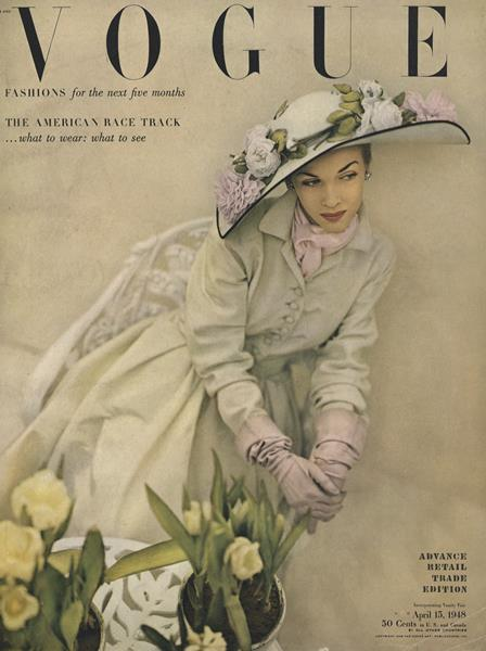 Issue: - April 15 1948 | Vogue