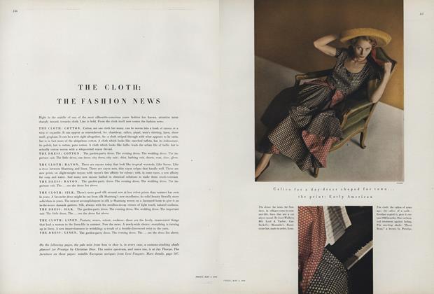 The Cloth: The Fashion News