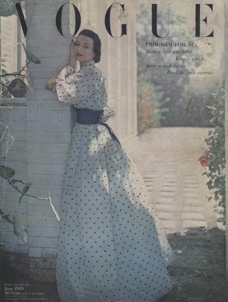 Issue: - June 1948 | Vogue