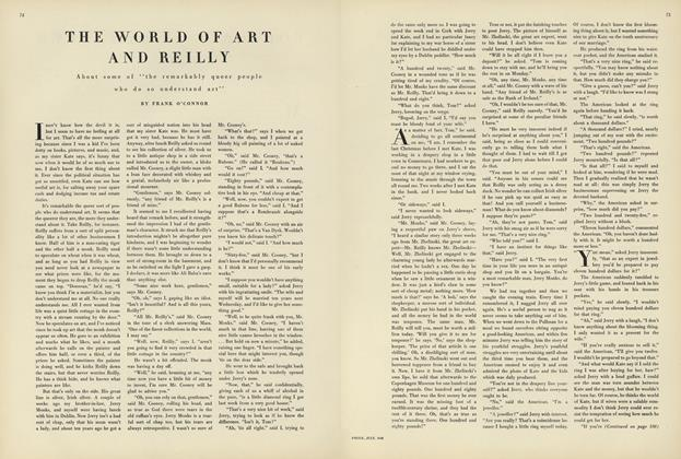 The World of Art and Reilly