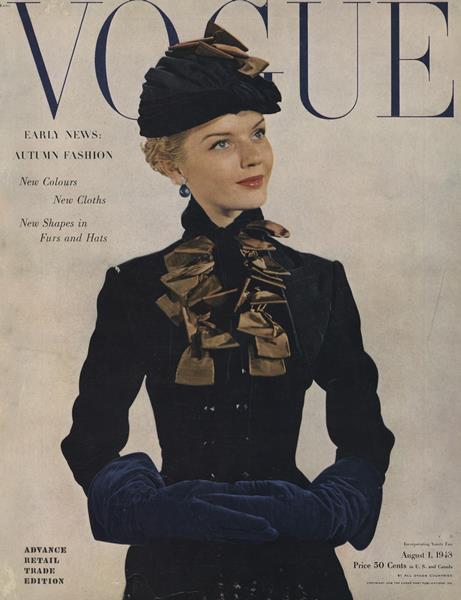 Issue: - August 1 1948 | Vogue