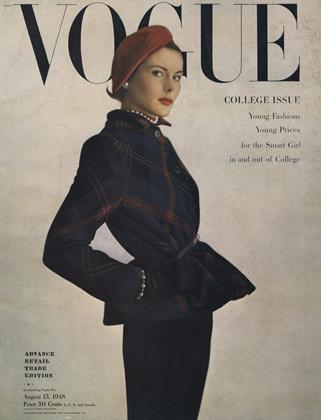 Cover for the August 15 1948 issue
