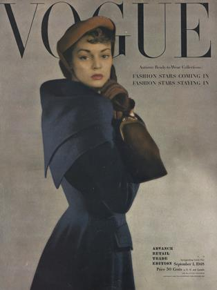 Cover for the September 1 1948 issue