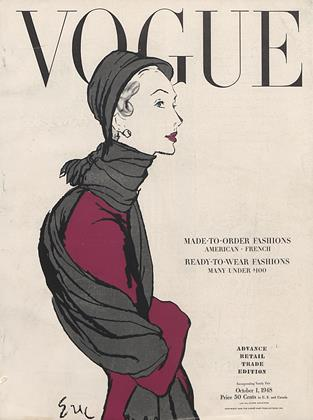 Cover for the October 1 1948 issue