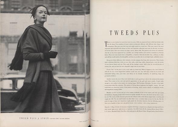 Tweeds Plus