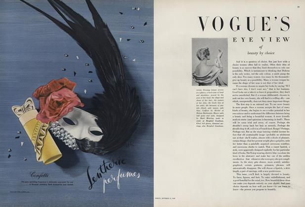 Vogue's Eye View of Beauty by Choice