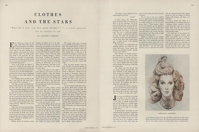 Clothes and the Stars