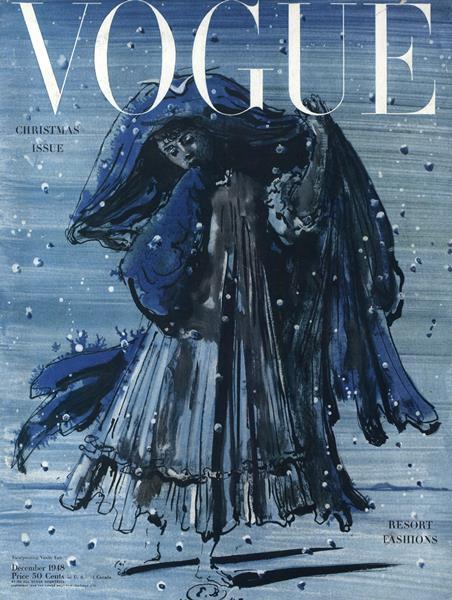 Issue: - December 1948 | Vogue