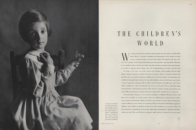 The Children's World