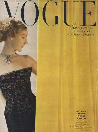 Cover for the February 15 1949 issue