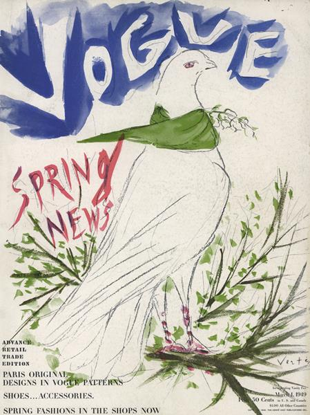 Issue: - March 1 1949 | Vogue