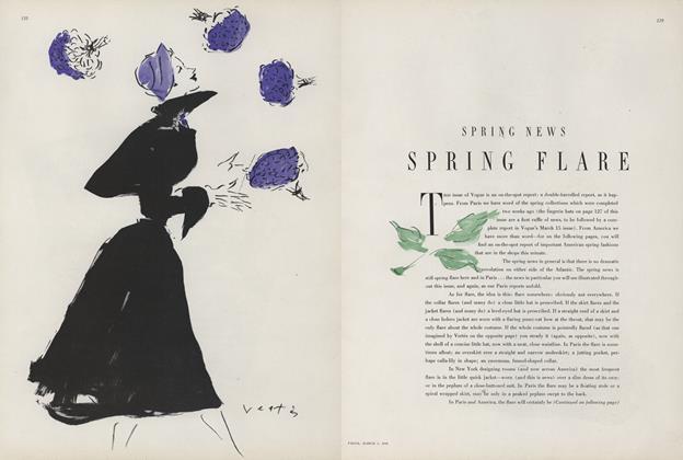 Spring News–Spring Flare