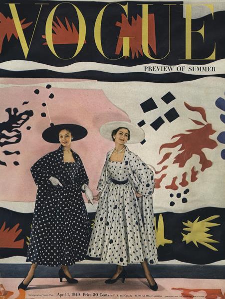 Issue: - April 1 1949 | Vogue
