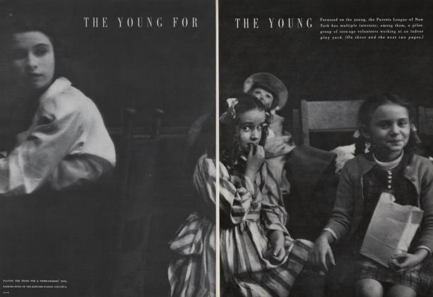 The Young for the Young: The New York Parents League