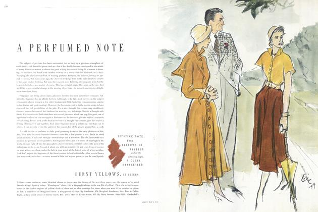 A Perfumed Note