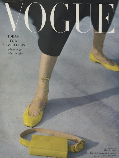 Issue: - May 15 1949 | Vogue