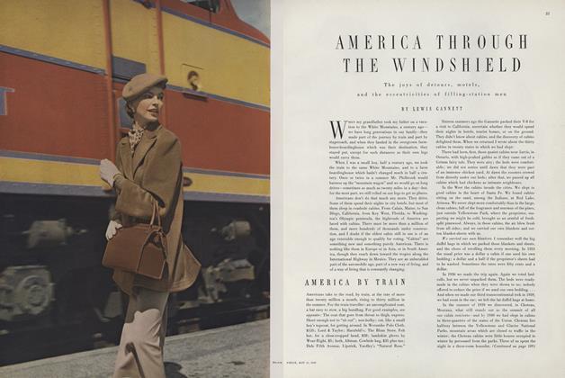 America Through the Windshield
