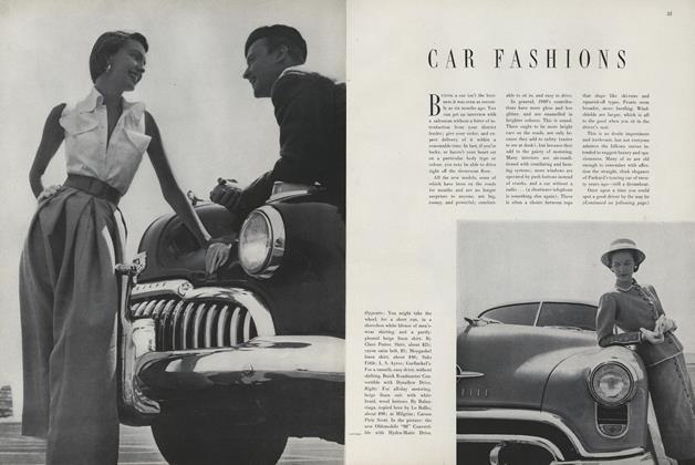 Car Fashions