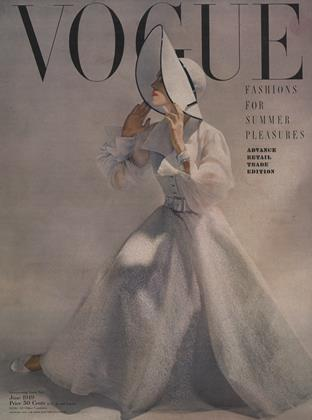 Cover for the June 1949 issue