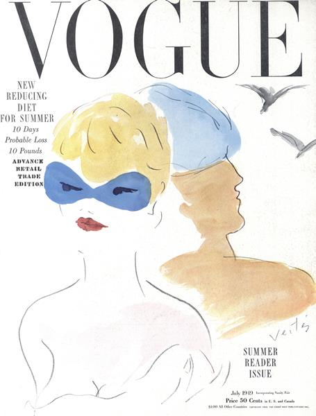 Issue: - July 1949 | Vogue