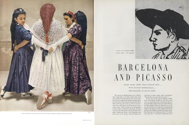 Barcelona and Picasso