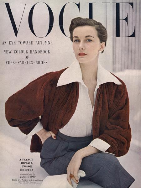 Issue: - August 1 1949 | Vogue