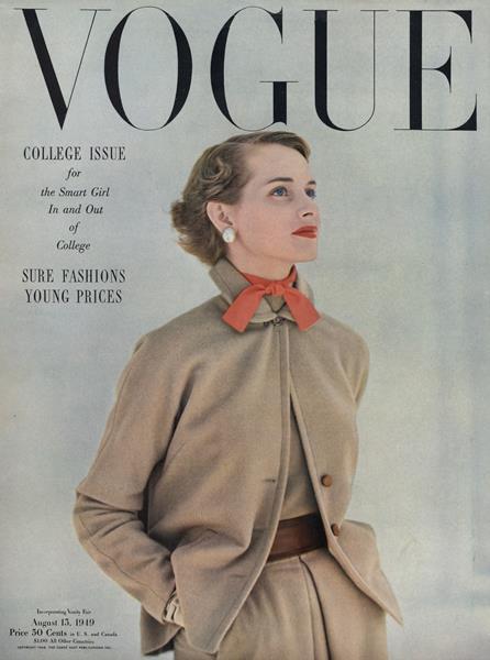 Issue: - August 15 1949 | Vogue