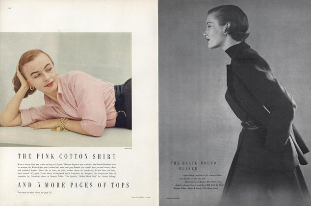 The Pink Cotton Shirt, and 5 More Pages of Tops