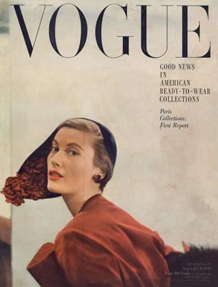 Cover for the September 1 1949 issue