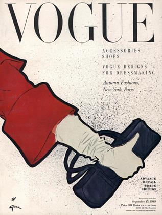 Cover for the September 15 1949 issue