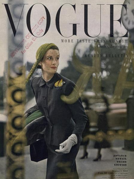 Issue: - October 1 1949 | Vogue