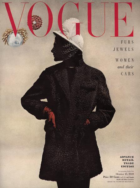 Issue: - October 15 1949 | Vogue