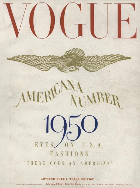Issue: - February 1 1950 | Vogue