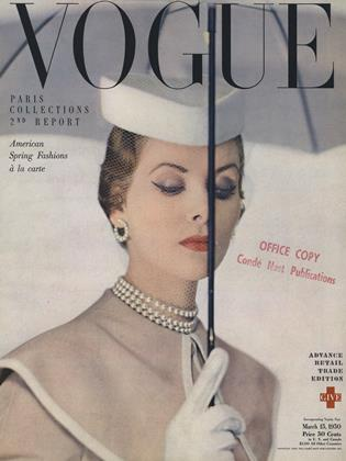Cover for the March 15 1950 issue