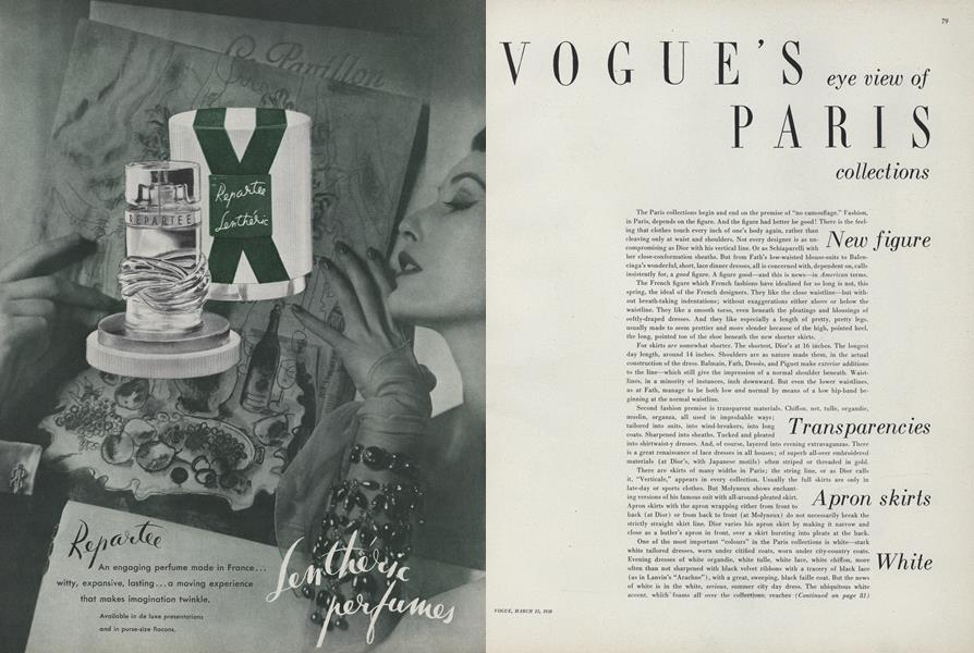 Paris Collections