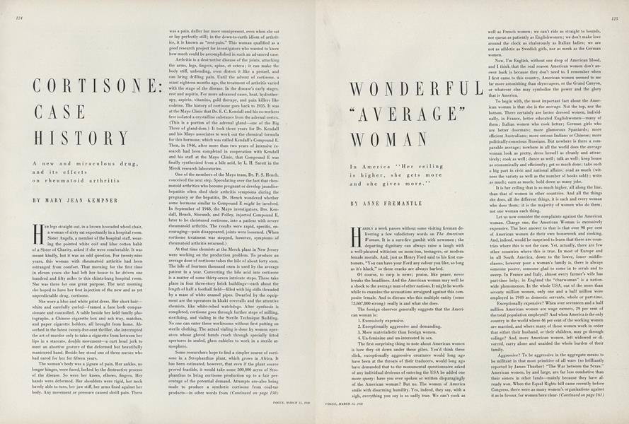 """Wonderful """"Average"""" Woman"""
