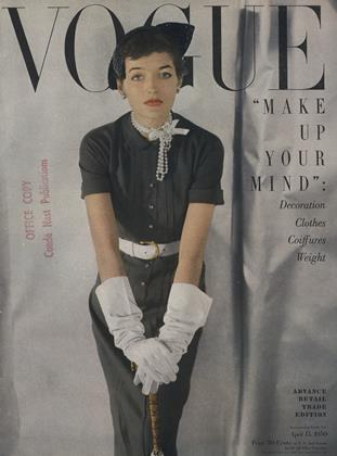 Cover for the April 15 1950 issue