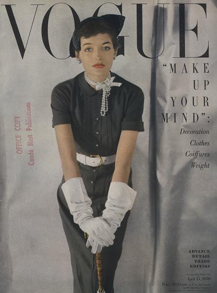 Issue: - April 15 1950 | Vogue