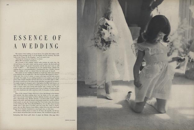 Essence of a Wedding