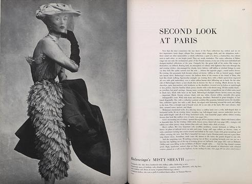 Second Look at Paris - September 15 | Vogue