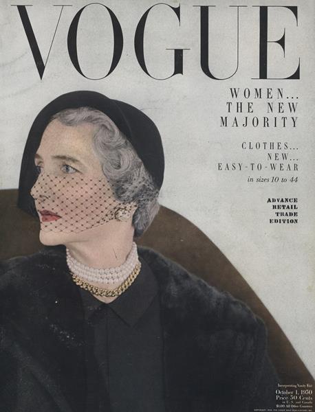 Issue: - October 1 1950 | Vogue